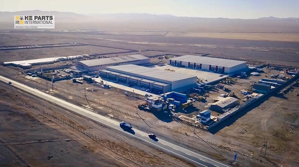 New Chilean Facility